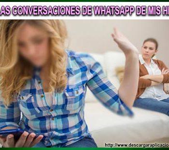 Como Ver Las Conversaciones De WhatsApp De Mis Hijos Spyzie